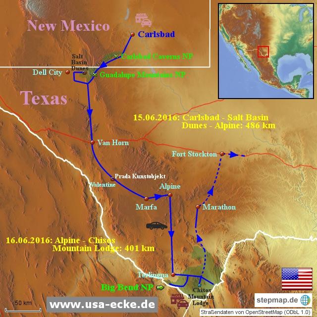 USA 2016 Map 07