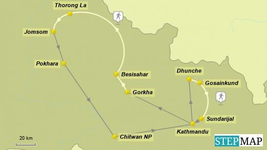 Nepal 2011 Suzzy & Utzi