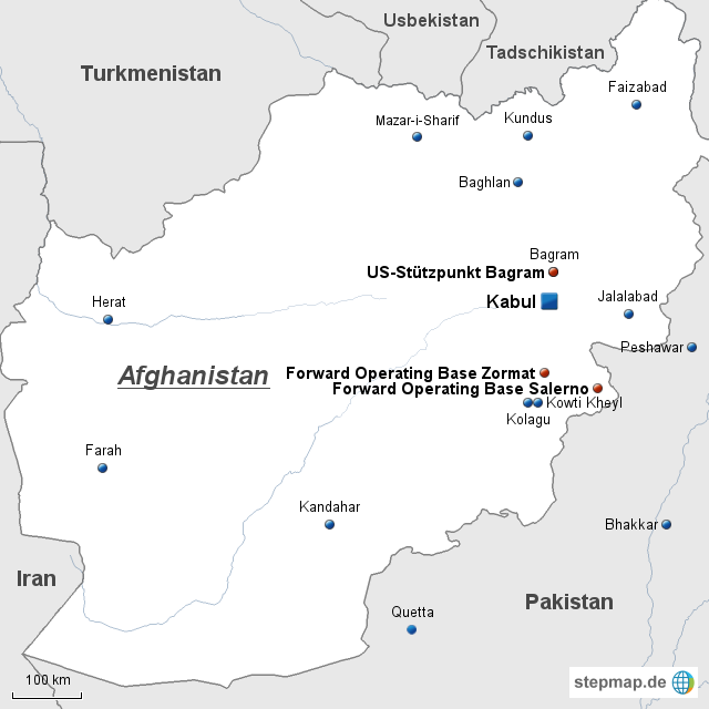 Afghanistan - Gady