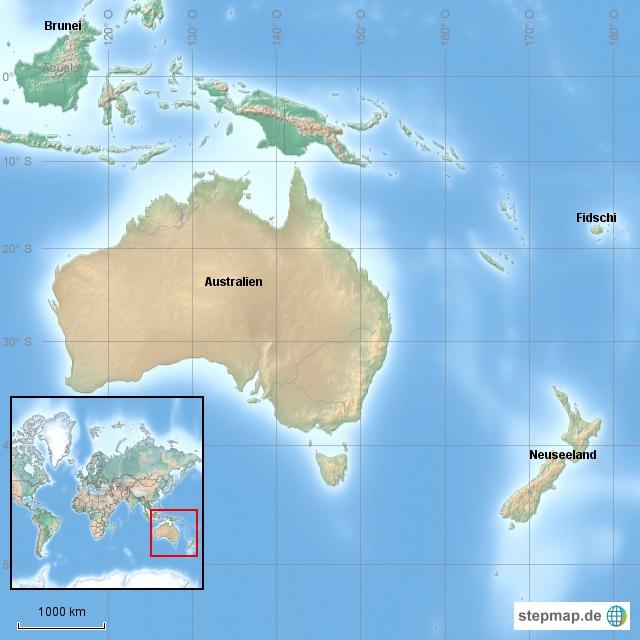 Australien/Ozeanien
