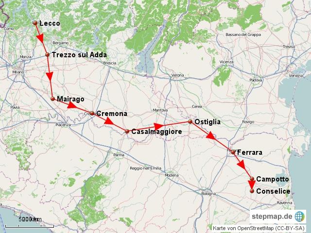 Pilgerreise 2011