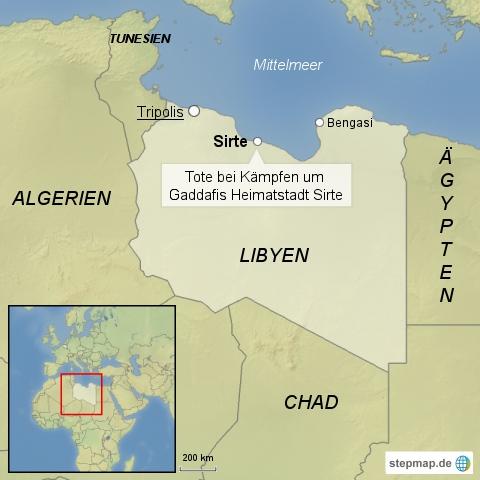 "Rebellen dringen in <span class=""rtr-schema-org"" itemscope="""" itemtype=""http://schema.org/Place""><meta itemprop=""name"" content=""Sirte"">Sirte</span> ein"