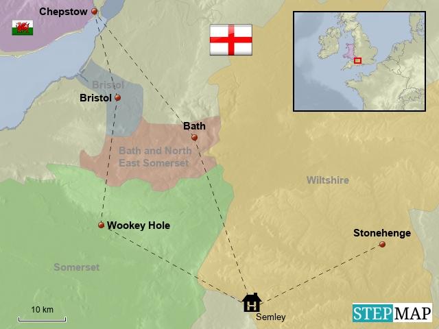 England 2016: Die s?dliche Mitte