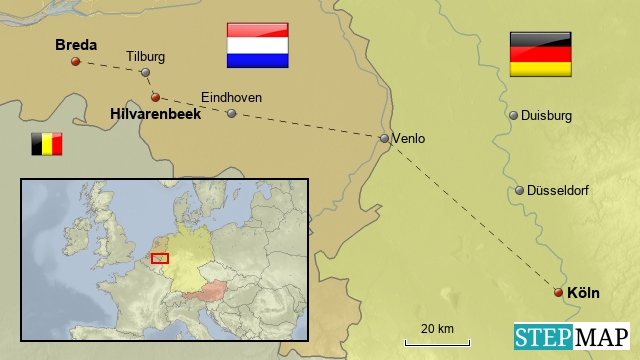 Auf Safari in den Niederlanden