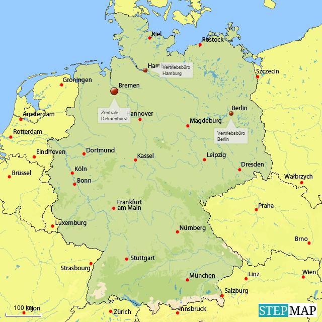 Arthaus-Standorte