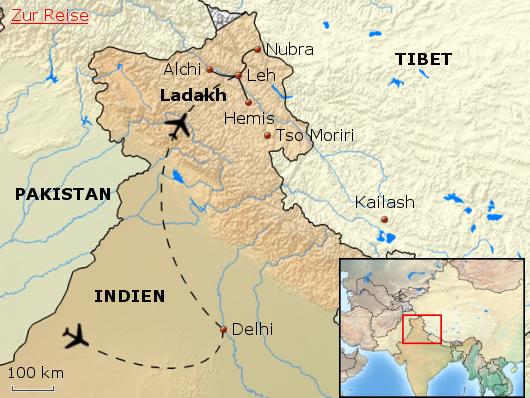Ladakh Festivals hautnah - eine Kultur- und Begegnungsreise im Himalaya