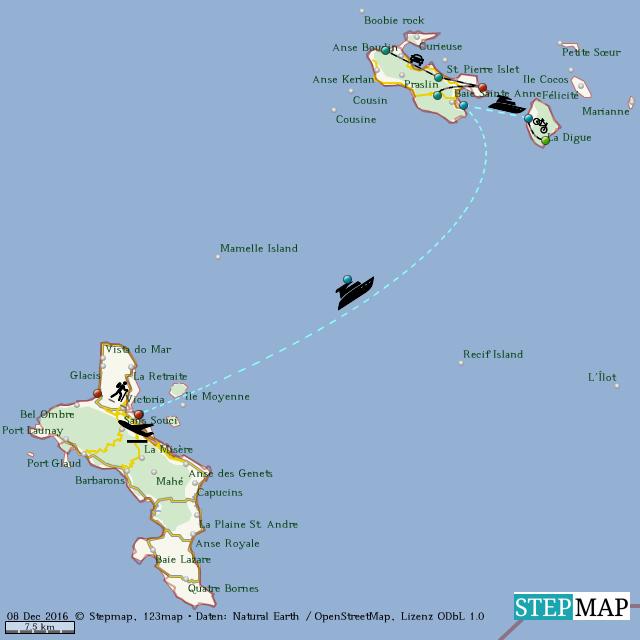 Seychellen 2012/13