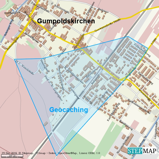Silvester Geocaching 2016