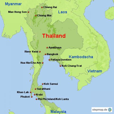 Pollmann/Thailand