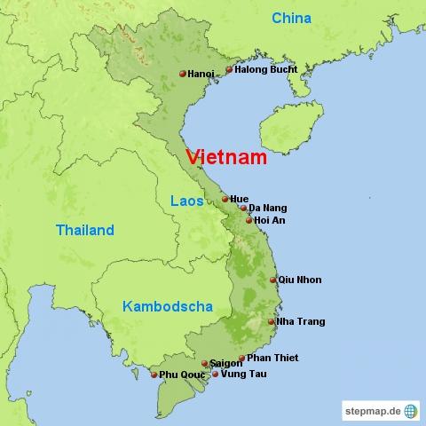 Pollmann/Vietnam