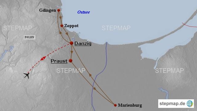 TOUR MIT SCHANZ- ROUTE