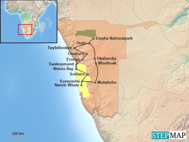 Namibiatour