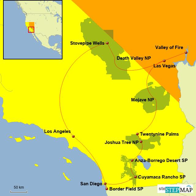 Kalifornien 2017