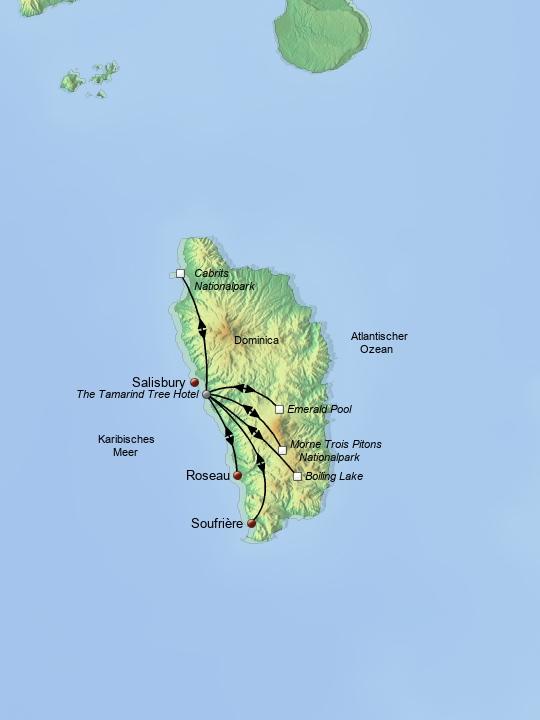 Abenteuer Dominica