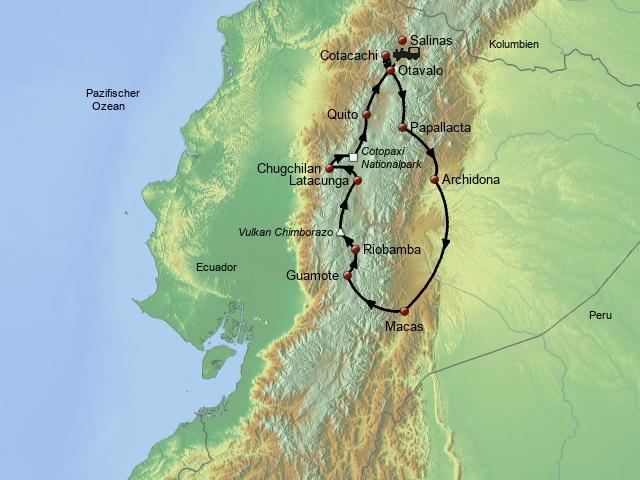 Kulturen am Äquator
