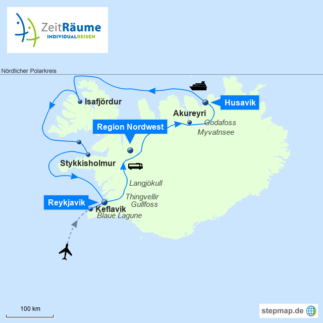 907 - Island_Schiffsreise_Nordlichter und Wale Tour 2