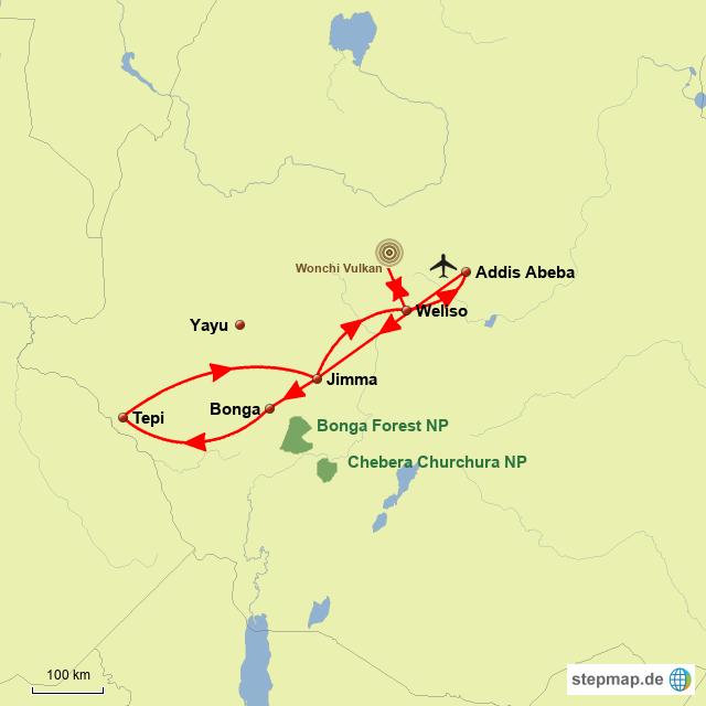 ET Das grüne Gold Äthiopiens