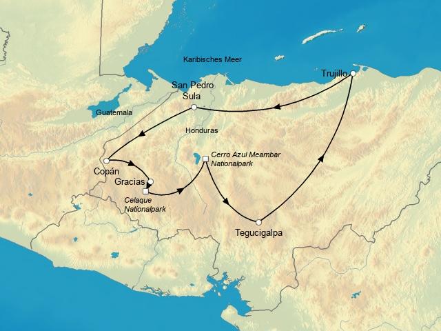 Honduras off Road