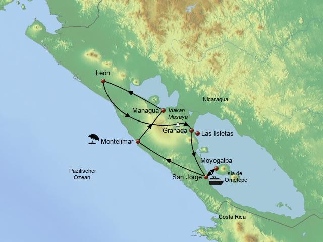 Familienreise Nicaragua