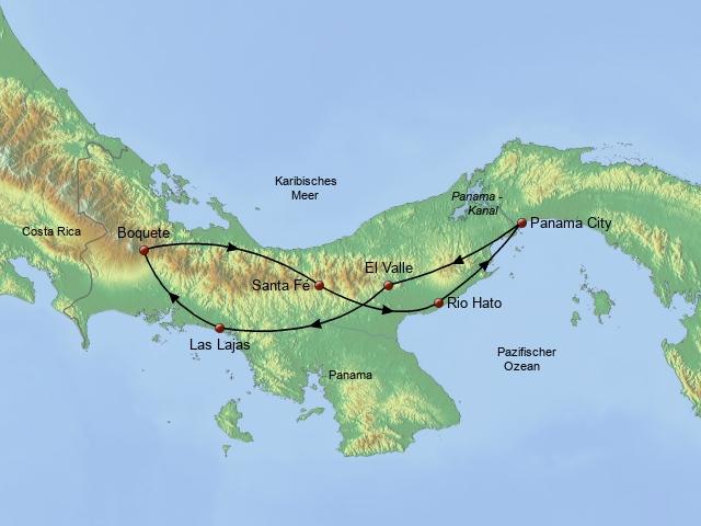 Panama Drive Aktiv
