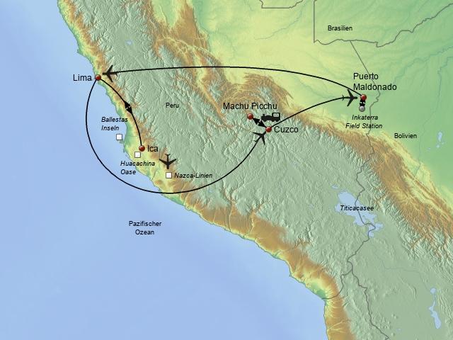 Familienreise Peru