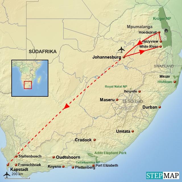 SA Das Beste Südafrikas