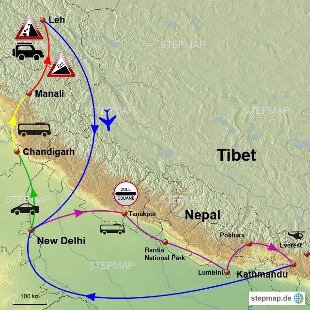 Western Himalaya Tour