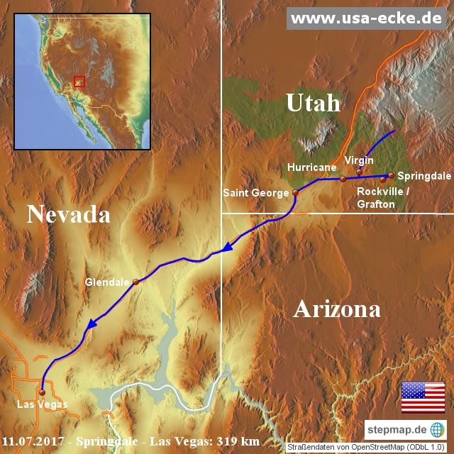USA 2017 Map 10