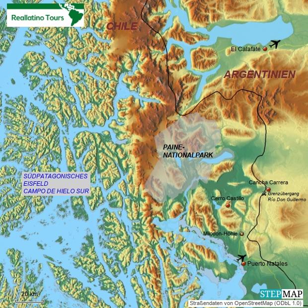 Paine-Nationalpark