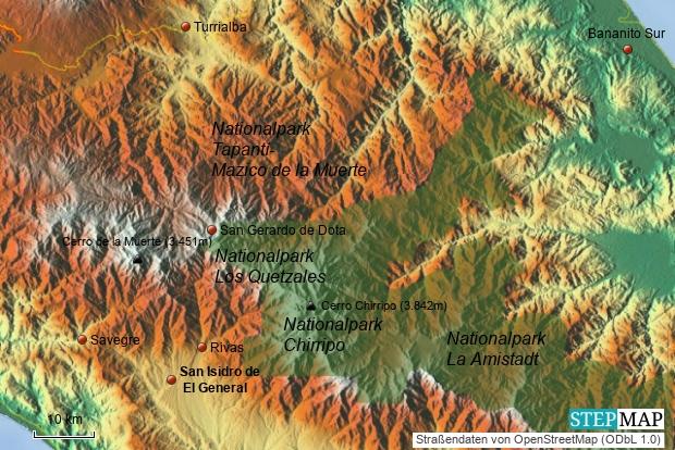 Carretera de Talamanca
