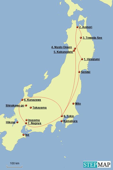 Tohoku-Chubu