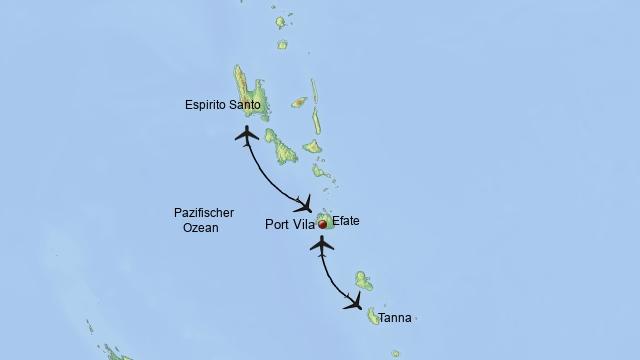 Vanuatu Detail