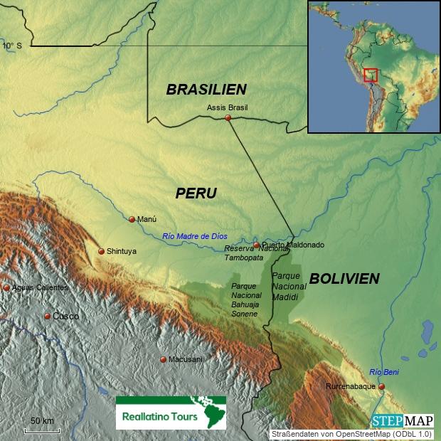 Puerto Maldonado Peru