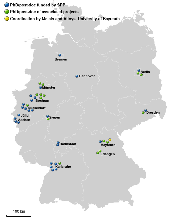 Interactive Map Of Germany