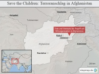 Save the Children: Terroranschlag in Afghanistan