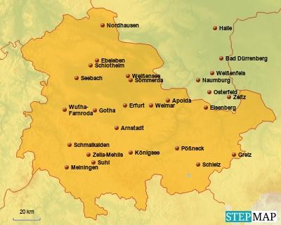 Thüringer Vereine 2