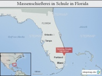 Massenschießerei in Schule in Florida
