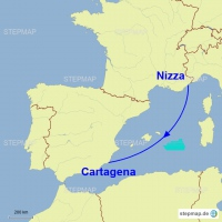 Nizza-Cartagena