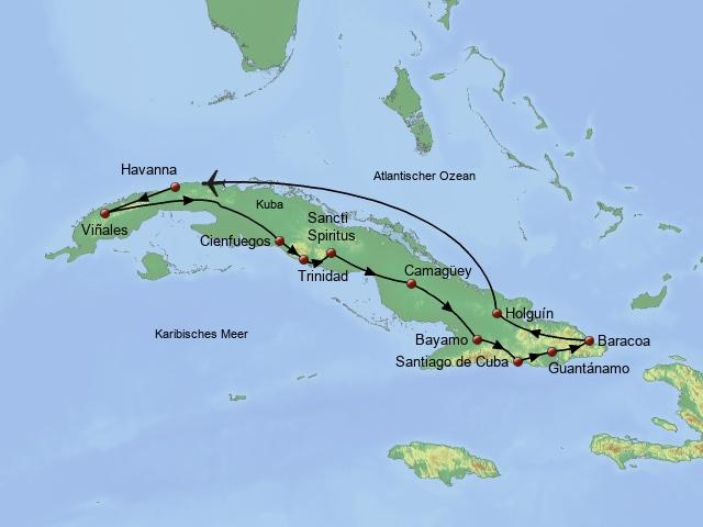 Kuba Intensiv 2018/2019