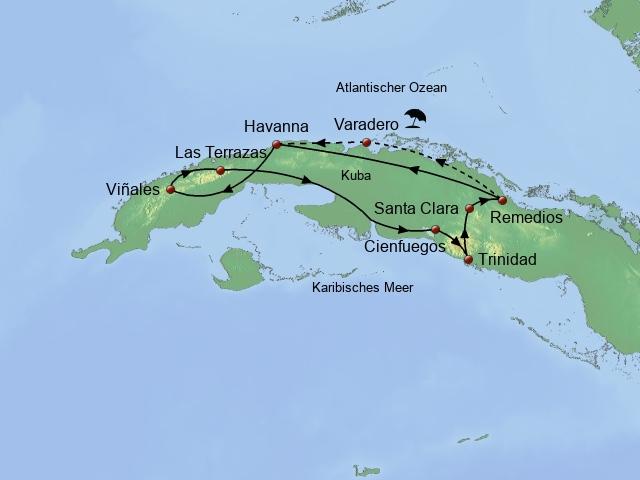 Cuba Tradicional 2018/2019