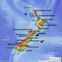 NZ Route +
