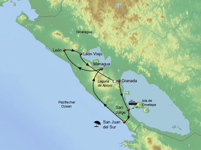 Nicaragua Deluxe