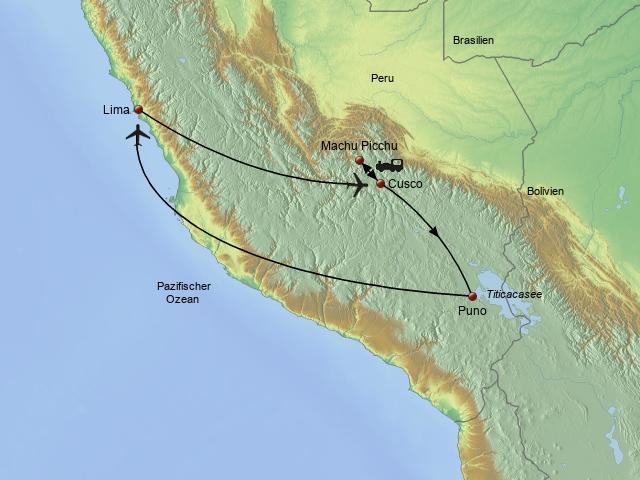 Peru Kompakt 2018/2019