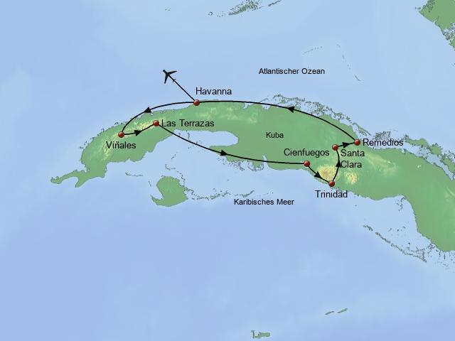Kuba Mexiko