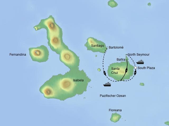 Die ecuadorianischen Anden & Galapagos 2019