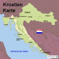 stepmap landkarten und karten zu kroatien. Black Bedroom Furniture Sets. Home Design Ideas
