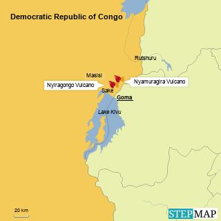 Vulcano DRC