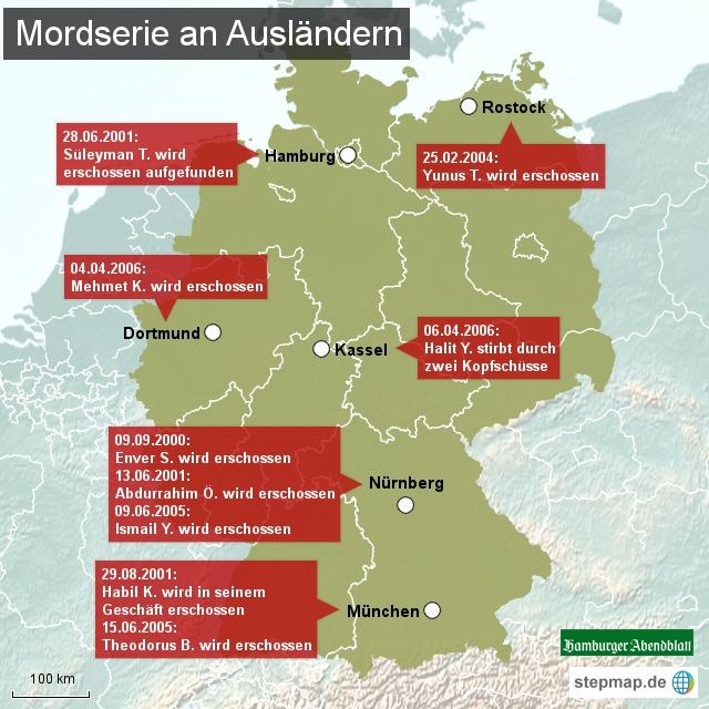 Mordserie an Ausländern
