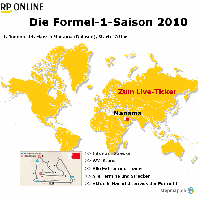 Formel-1-Saison 2010