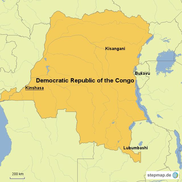 Elections DRC